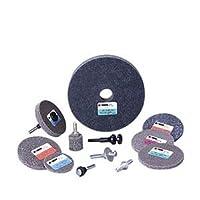 PART NO. SDA882110 Standard Abrasives A/O Unitized Wheel 882110, 821 2 in x 1/4 in x 1/4 in, 10 per case