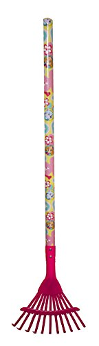 Midwest Gloves & Gear PWG63K-K-AZ-6 Paw Patrol Rake, Pink by Midwest Gloves & Gear