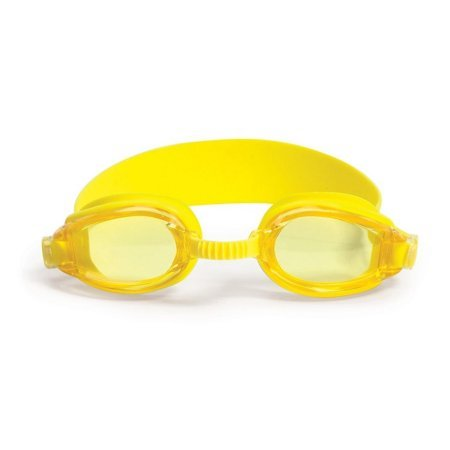 6.25 Advantage Yellow Goggles Swimming Pool Accessory for Juniors