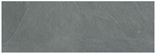 "Dal-Tile S2011616X1P Slate Tile (S20116161P-6/10.62) 4"" x 11-13/16"", Brazil Grey Natural Cleft"
