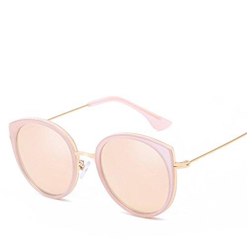 Plástico Elegante Señora Color RyimsD De Marino Gafas De Gafas Sol Visera Gafas No6 Temperamento Elegante NO6 Sol Metal zqB5wBp
