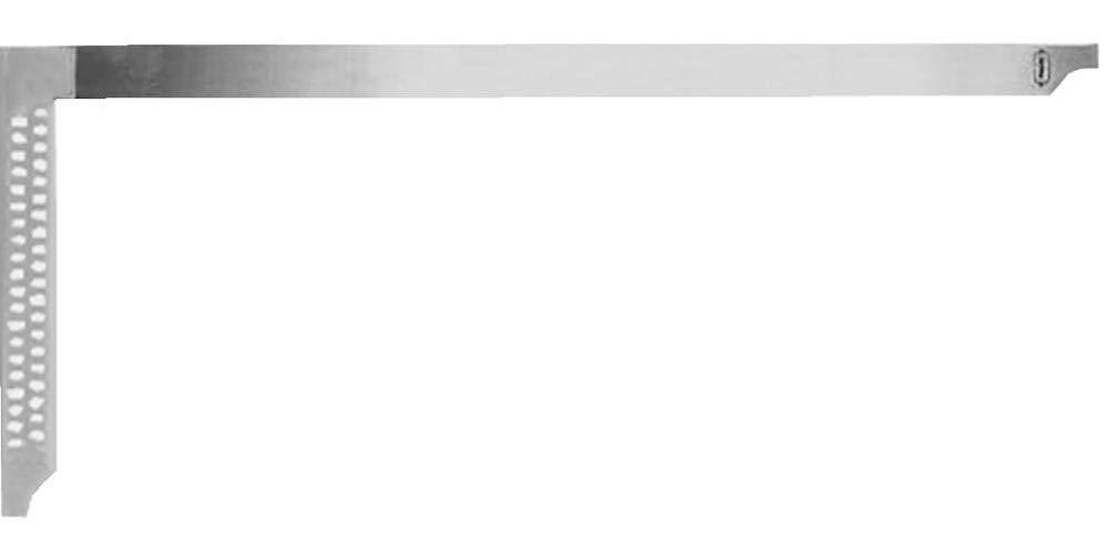Haromac 20011080 Zimmermannswinkel 800mm mit Loch