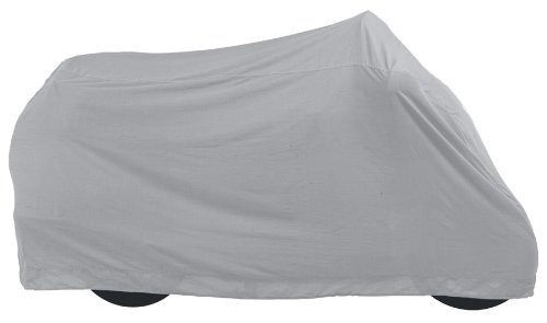 Nelson-Rigg Indoor Dust Motorcycle Cover, Breathable Soft Non-Scratch Material, loose fit, easy installation and removal X-Large Fits most Large Cruiser motorcycles