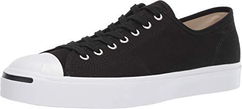 Converse Unisex Jack Purcell Ox Black/White/Black Casual Shoe 10 Men US / 11.5 Women US Converse Womens Jack Purcell
