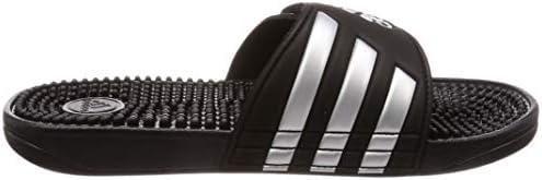 スポーツサンダル ADISSAGE コアブラック/シルバーメット/コアブラック(F35577) 31.5 cm