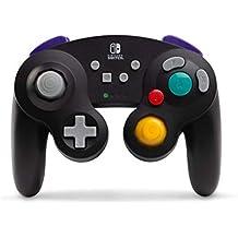 PowerA Wireless Controller for Nintendo Switch - GameCube Style Black - Nintendo Switch