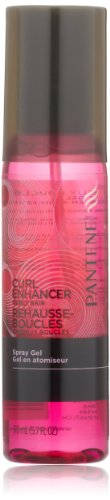 Pantene Pro-V ® cheveux bouclés style Curl Améliorer Vaporiser Gel cheveux 5,7 oz (Pack de 3)