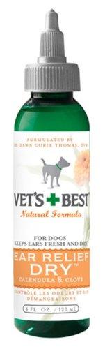 Vet's Best Ear Relief Dry — 4 fl oz, My Pet Supplies