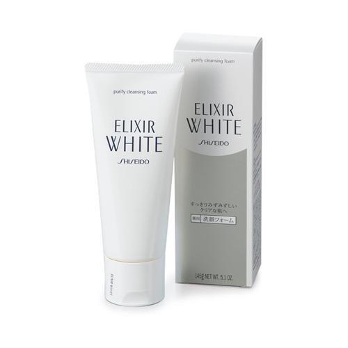 Shiseido ELIXIR WHITE Cleansing Foam 145g