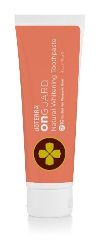 doTERRA OnGuard naturel dentifrice blanchissant 4 oz