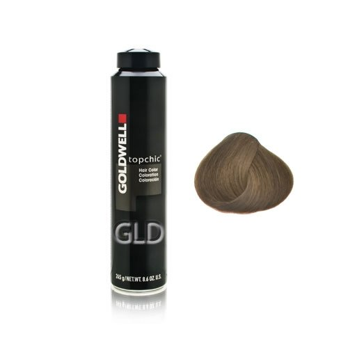 Goldwell Topchic Hair Color 6N (8.6 oz. canister) Goldwell Color 4021609003069 GDWC_TC6N_8.6ozLot2