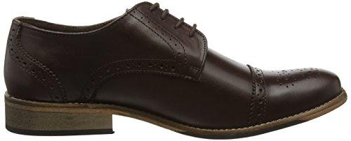 Lotus Hargreaves - Zapatos de vestir Hombre Marrón - marrón