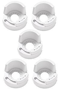Safety 1st Lever Handle Lock, 5-Pack