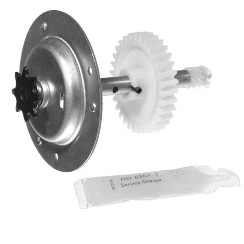 Chamberlain Sears LiftMaster Garage Door Opener Shaft & Sprocket Part 41A5021
