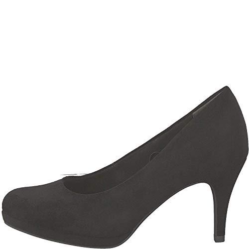 1 De Tacón Mujer Black señora Clásicas 32 Tamaris 22464 Zapatos 1 Noche wHq6n7X