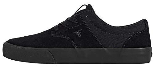Fallen Men's Phoenix Skate Shoe (8 M US, Black/Black) (Fallen Shoes Skate)