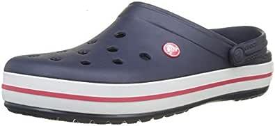 Crocs Unisex Yetişkin 11016 Sabo ve Terlik Crocband,Mavi,39.5
