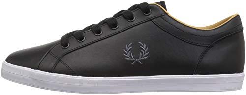 46 Fred Black Baseline Perry Leather wf0SRqXx