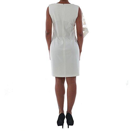 RINASCIMENTO - Robe - Trapèze - Sans Manche - Femme Blanc blanc
