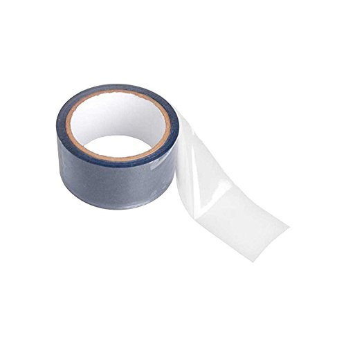 Frisky EF-EG-ad961 Transparentes Bondagetape 5cm Breit 18 Meter Lang Fetisch Klebeband PVC Tape BDSM