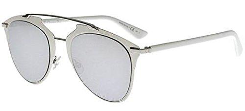 Christian Dior Reflected/S Sunglasses Palladium White / Silver ()