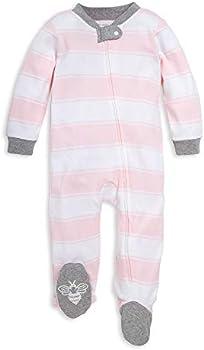 Burt's Bees Baby Unisex Baby Sleep & Play Jumpsuit