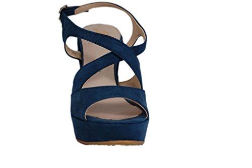 Sandali donna in pelle per l'estate scarpe RIPA shoes made in Italy - 25-1396