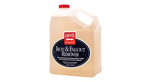 Griot's Garage 10949 Iron & Fallout Remover Gallon by Griot's Garage