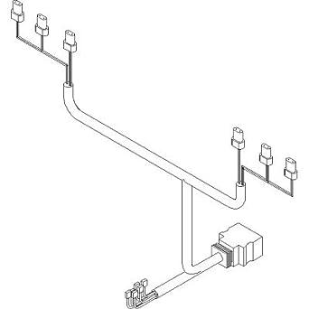 boss part msc08881 wiring harness 13pin plow side 08 industrial scientific. Black Bedroom Furniture Sets. Home Design Ideas