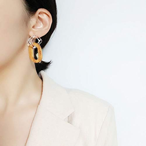 Gilli.Shop for Women Girls Statement Double Hoop Earrings Fashion Jewelry