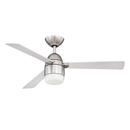 silver blade ceiling fan - 2