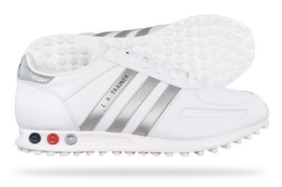 adidas la trainer pelle bianca 62% di sconto sglabs.it