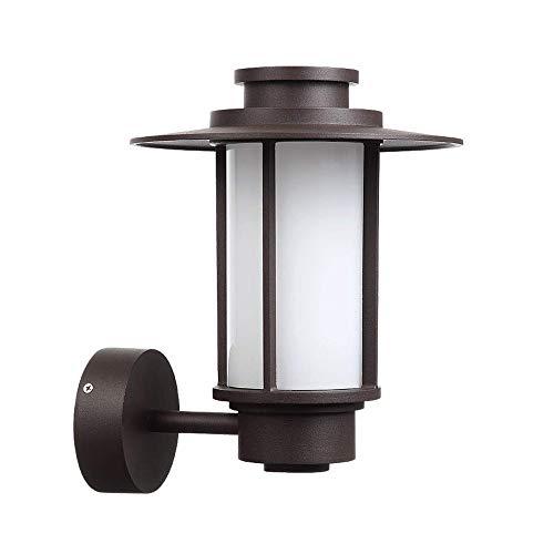 Skingk Industry Outdoor Wall Light Outdoor Waterproof Patio Sconce Corridor Aisle Balcony Doorway Wall Lamp Simple Elegant Led Lantern Energy Saving Lamp