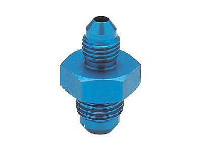 Aeroquip FCM2156 Blue Anodized Aluminum -06AN to -04AN Union Reducer