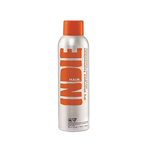 Indie Hair Come Clean Dry Shampoo, 5.3 Ounce by Indie Hair by Indie Hair