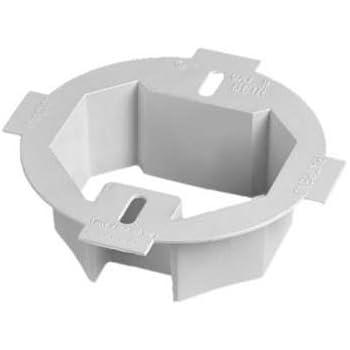 Arlington Cp3540 1c Ceiling Box Cover Plate For 3 1 2 Quot Amp 4 Quot Boxes Paintable Ceiling Fan Light
