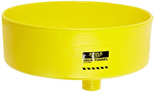 Eagle 1662 Drum Funnel with Brass Screen, 18'' Diameter x 7'' Height (Pack of 4) by Eagle (Image #1)