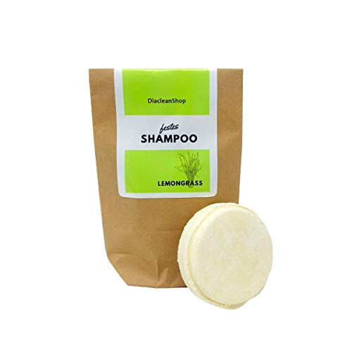 Festes Shampoo - Lemongrass - vegan - Shampoo bar 50g