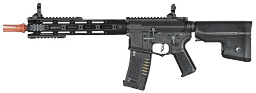 Ares Amoeba CG series AM-009, 11.5' M4 AEG 6mm Airsoft Rifle w/ MOSFET & Quick Spring Rel.