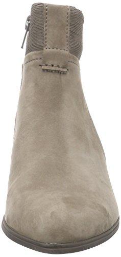 Gabor Gabor Basic - botas de piel mujer beige - Beige (cenere (Micro) 43)