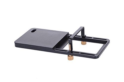 Woohot Mount Plate Adapter For GoPro Hero 6 5 4 3+ Yi 4k Cam Switch Mount for DJI Osmo Mobile Gimbal Zhiyun Smooth Q Gimbal Feiyu SPG Gimbal EGV Gimbal And All Popular Cellphone Gimbals Accessories