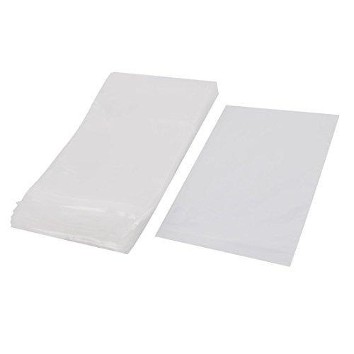 Amazon.com: eDealMax 100 relámpago de las PC de bloqueo de plástico transparente de Poli pueden volver a cerrar bolsas DE 2 Mil 4.7x7: Electronics