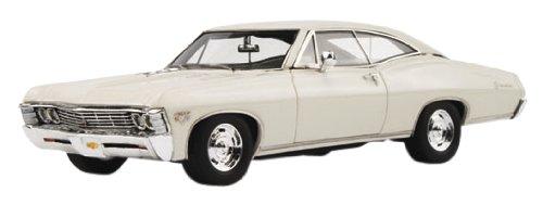 1/43 シボレー 1967 インパラ 2ドア クーペ(アーミンホワイト) TSM134312
