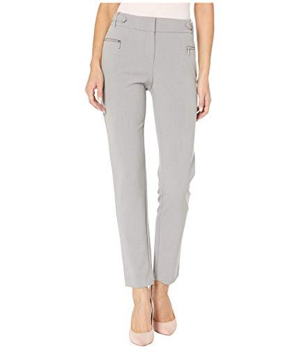 Calvin Klein Women's Straight Pants, tin, 6