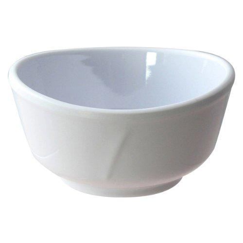 corellaクラシックホワイトメラミンSauce Dish 8 oz, 3