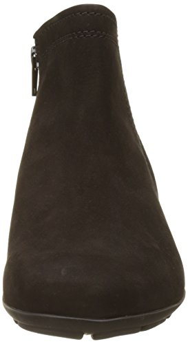 Gabor Ladies Basic Boots, Nero Nero (17 Nero)