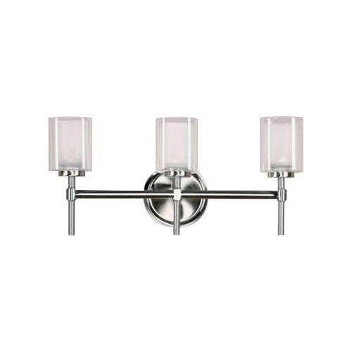 TRANSGLOBE CB-60005 Bath Bar Double by Trans Globe