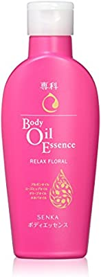 Senka Body Oil Essence Relax Floral 200ml