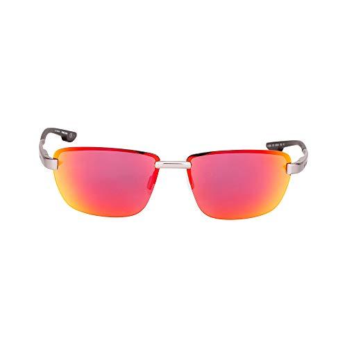 Columbia Loma Vista Metal Frame Orange Lens Men's Sunglasses C102SM355016014073