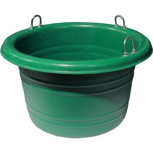 Feed Tub - Horsemen's Pride 18-Quart, Mini Feed Tub, Green